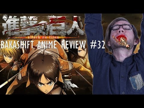 Attack on Titan 進撃の巨人 BakaShift Anime Review #32
