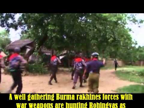Save Rohingyas from the hell of Myanmar's Buddhism in 2012