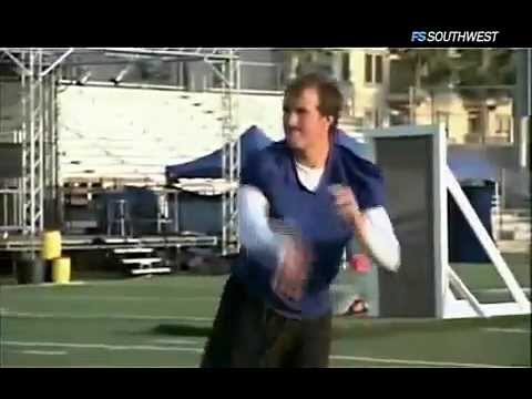 Sport Science - Drew Brees