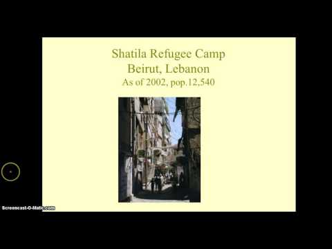 Arab Israeli Narrated Lecture