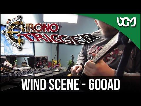 Misc Computer Games - Chrono Trigger - Wind Scene