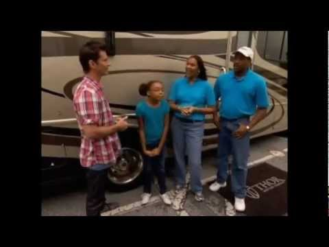 Best Motorhomes of 2013  (HGTV RV 2012 | Small Class A Motorhomes) ACE