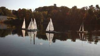 East Coast 12 Meter Sailboats