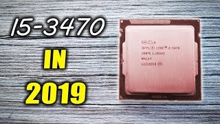 The i5-3470 vs Ryzen 3 2200G in 2019... Used Vs New on a Budget....?