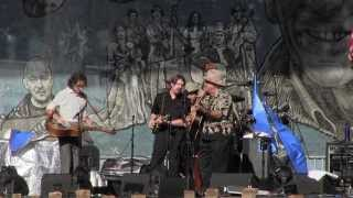 Drop The Bone - Peter Rowan Bluegrass Band at Hardly Strictly 2013