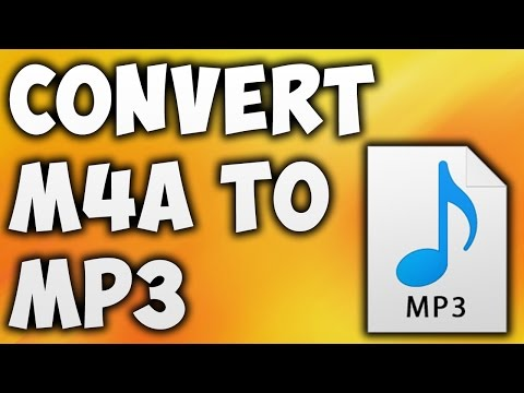 How To Convert M4A TO MP3 Online - Best M4A TO MP3 Converter [BEGINNER'S TUTORIAL]