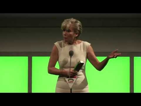 Emma Thompson's hilarious Best Actress speech at the Jameson Empire Awards 2014