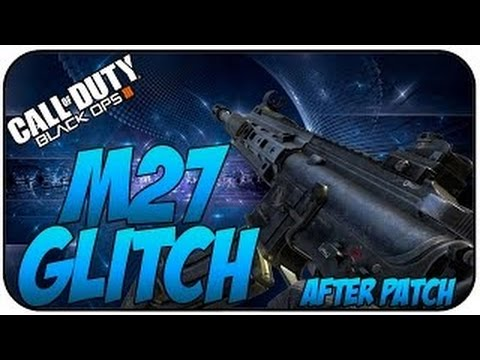 "Black Ops 3 Multiplayer Glitches: Secret M27 Assault Rifle Glitch After Latest Patch! ""Bo3 Glitches"""
