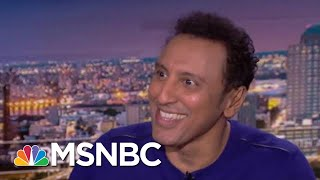 The Daily Show's Aasif Mandvi On Trump, Jon Stewart & John Oliver | The Beat With Ari Melber | MSNBC