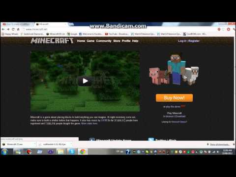 How to play Minecraft Single Player Demo for 1.3.1 (MUST WATCH)