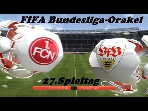 Bundesliga-Orakel | 27.Spieltag (Nürnberg vs.Stuttgart)