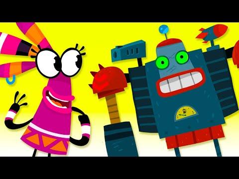 Куми-Куми - Робот , эпизод 10 (The Robot)
