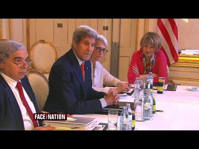 As deadline approaches, negotiators inch closer to U.S.-Iran Nuclear Deal
