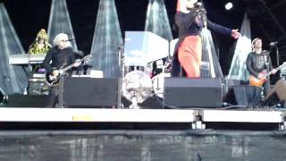 Blondie - D-Day - York 2011
