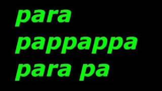 para pappappa para pa pappa - Cidinho & Doca - Rap das armas (Lucana club mix)