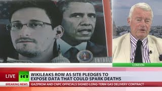 Whistle-Brawlers: Row over (Wiki Leaks) threat to name NSA-target country  5/21/14