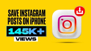 Download Instagram Video to iPhone Camera Roll (iOS 12)