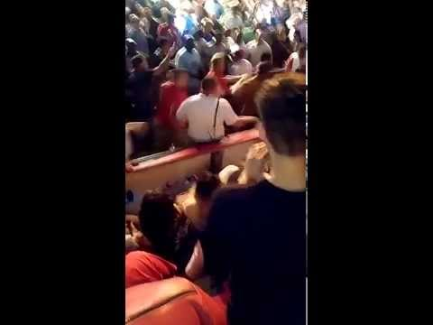 Rich Homie Quan Fight @ Broner Vs Taylor fight Cincinnati (Subscribe for full video)