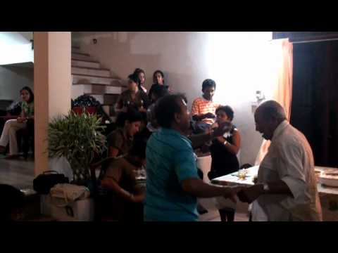 Sinhala New Year In  Sri Lanka - Get-together Party Part 06 video