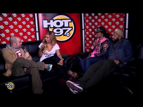 K. Michelle tells Old Man Ebro he cannot get the drawz! Plus Ebro goes at Ochocinco!!!