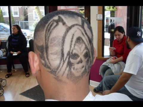 arte del rapado barber ernie