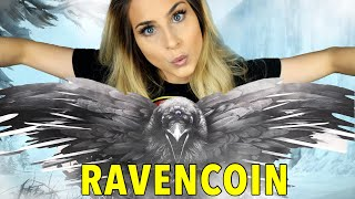 Raven COIN Cryptocurrency