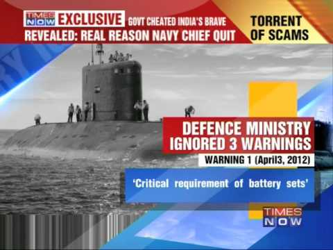 Expose 2:Defence Minister AK Antony knew, but didn't care enough