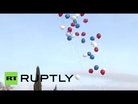 Yalta Conference: Stalin, Roosevelt, Chruchill monument unveiled in Crimea