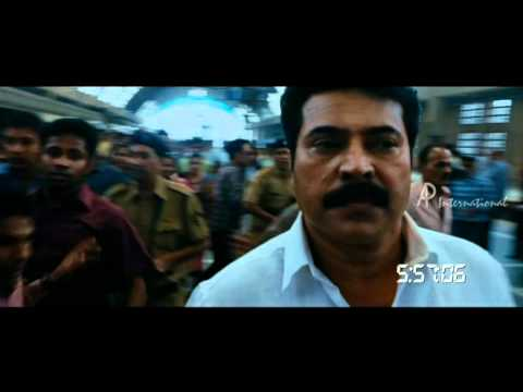 The Train - Mammootty Dies In A Bomb Blast video