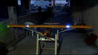 power led light system piper cub 30cc