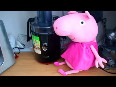 Реальная жизнь Свинки Пиги - Выпуски #1-4