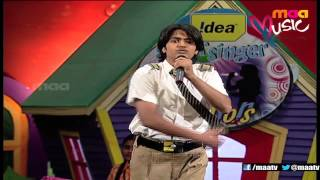 Super Singer 2 Episode 3 : Saketh, Mano & Chandrabose Performance