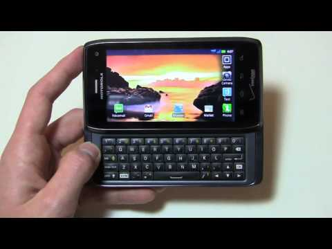 Video: Motorola DROID 4 Review Part 1