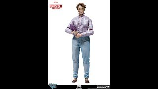 McFarlane Toys Stranger Things GameStop exclusive Barb Holland figure review