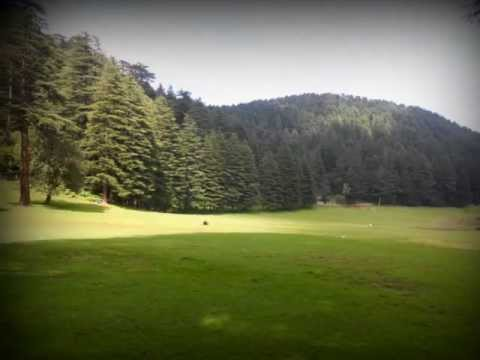 KHAJJIAR HILL STATION CHAMBA DISTRICT (MINI SWITZERLAND OF INDIA) 25KM FROM DALHOUSIE HIMACHAL