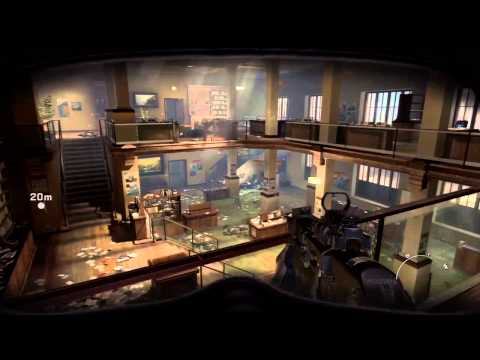 Call of Duty: Modern Warfare 3 - Walkthrough - Part 12 [Mission 9: Bag and Drag] (MW3 Gameplay)
