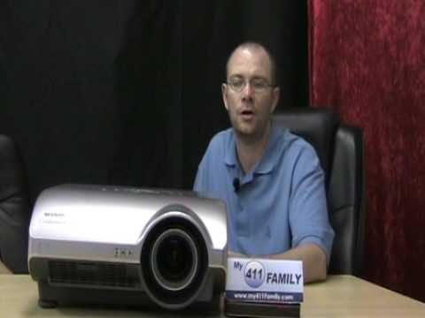 Electronic Review - Sharp XG-PH70X Projector -- my411family.c