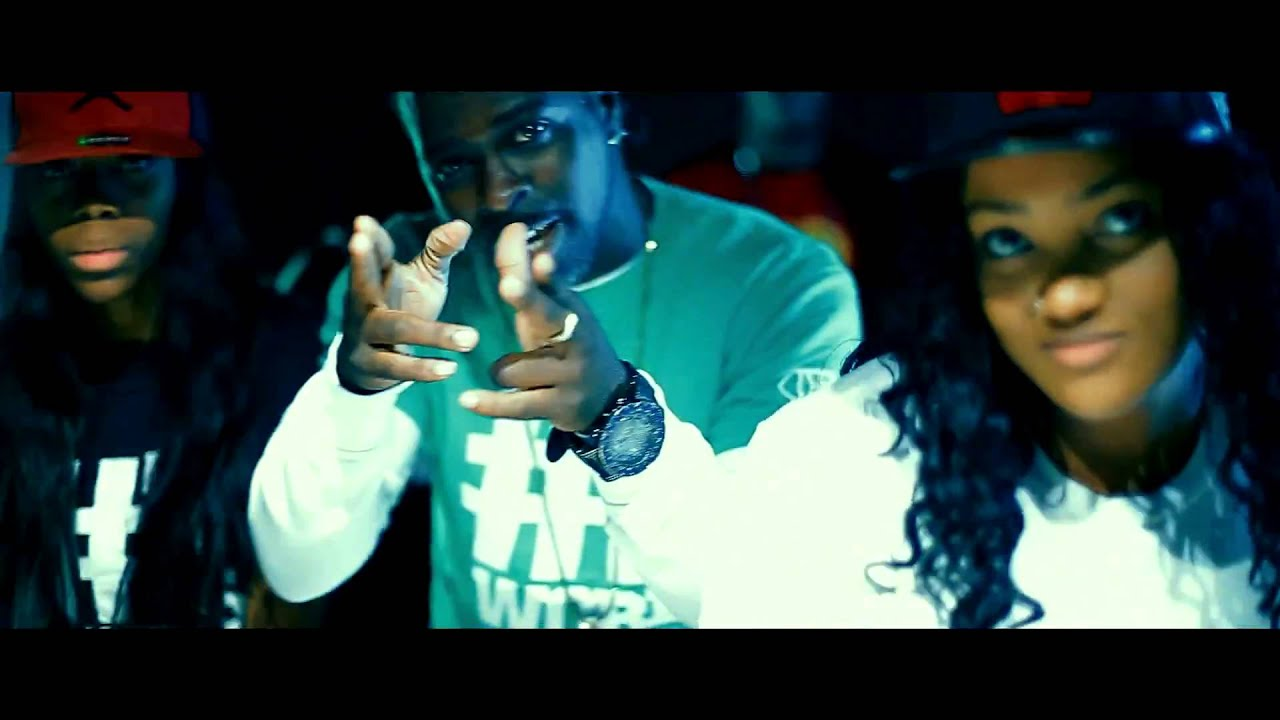WARNING CREW FT STYLO G - 2000&M16 (Popping Yard Remix) Link Up TV