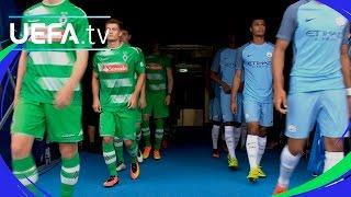 Highlights: Man. City 4-1 Mönchengladbach