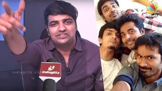 Why we used Don'u Don'u & Senjiruven in Remo : Sathish Comedian Interview