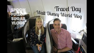 Travel Day Vlog to Walt Disney World Orlando Florida   August 2017