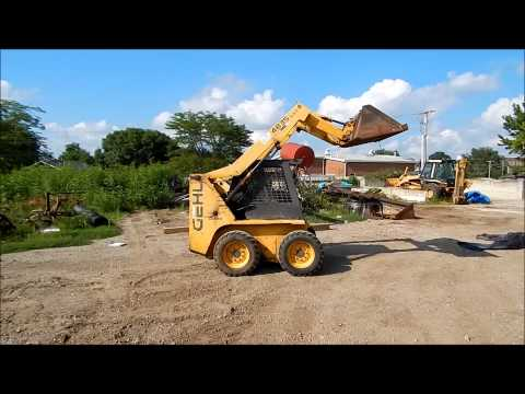 1999 Gehl 4835 SXT skid steer for sale   sold at auction August 29. 2013