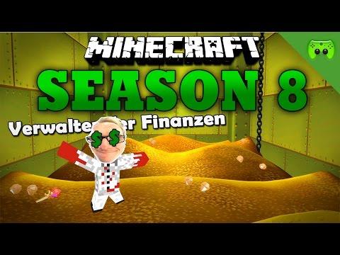 VERWALTER DER FINANZEN «» Minecraft Season 8 # 157 | HD