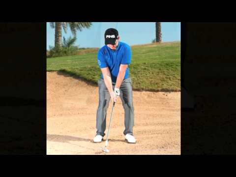 Andy Sullivan fairway bunkerplay tip
