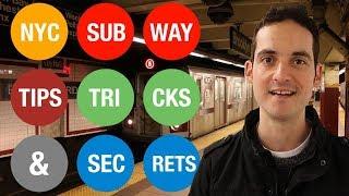 NYC Subway Tips, Tricks, and SECRETS !