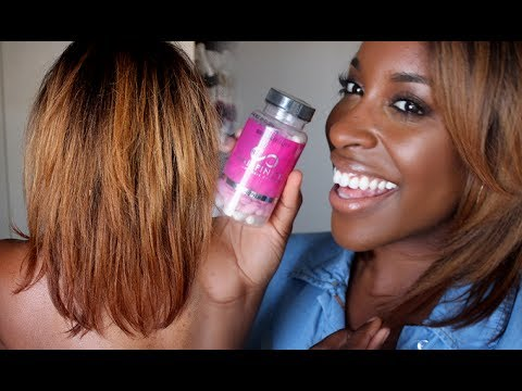 Joining Hairfinity + Giveaway! [CLOSED]