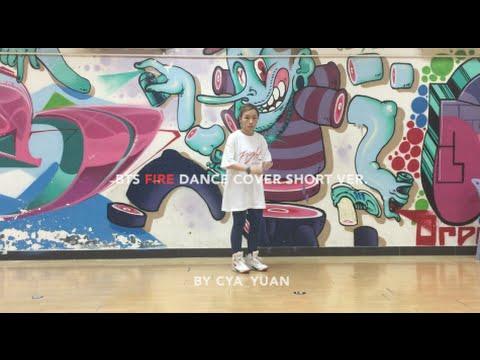 방탄소년단 BTS Fire Dance cover by Cya