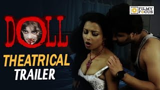 Doll Movie Theatrical Trailer || Doll Horror Movie || Latest Telugu Trailers