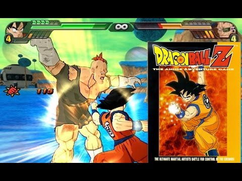 Rambling RPG Review:  Dragon Ball Z Anime Adventure Game