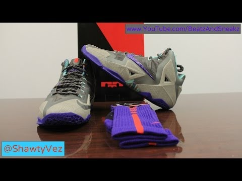 Nike LeBron 11 Terracotta Warrior Review